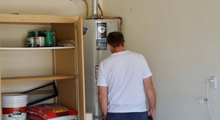 Faire l'entretien des différentes installations présentes dans notre maison.